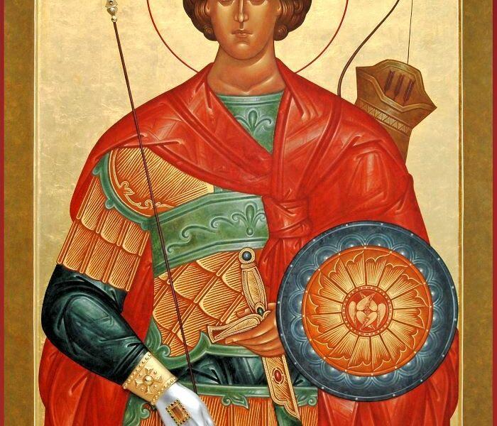 Георгий Победоносец — покровитель Москвы